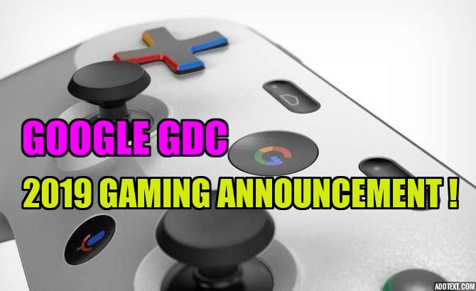 google GDC