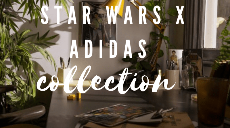 Star Wars x adidas Original sneakers collection