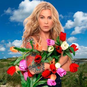 Anouk 081 17-06-2008, voor Dutch Beauty Studio, Kockengen Visagie/Haar: Benjamin&Rutger, Styling: Lee Stuart