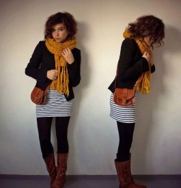 Adorable And Lovely Fall Outfits Ideas To Stand Out From The Crowd34