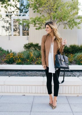 Amazing Fall Outfits Ideas With Blazer13