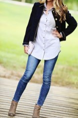 Amazing Fall Outfits Ideas With Blazer24