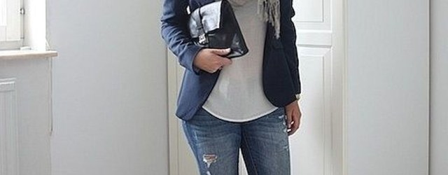 Amazing Fall Outfits Ideas With Blazer26