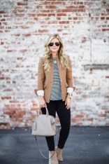 Amazing Fall Outfits Ideas With Blazer28
