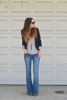 Amazing Fall Outfits Ideas With Blazer29