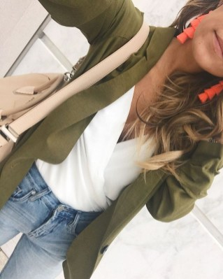 Amazing Fall Outfits Ideas With Blazer40