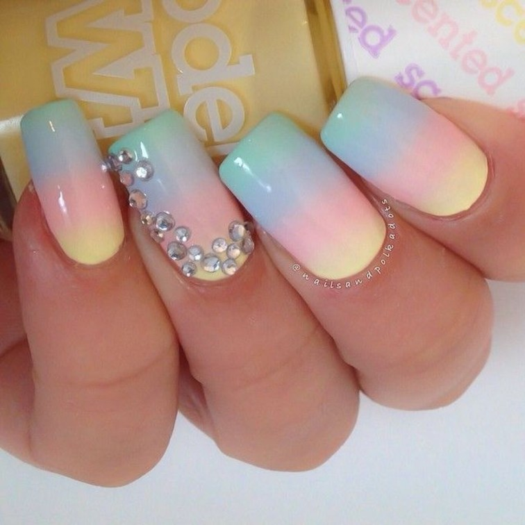 Best Ideas About Ombre Nails Art Design30