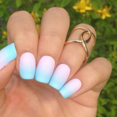 Best Ideas About Ombre Nails Art Design35