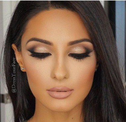 Best Natural Prom Makeup Ideas To Makes You Look Beautiful30