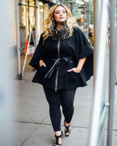 Casual And Comfy Plus Size Fall Outfits Ideas05