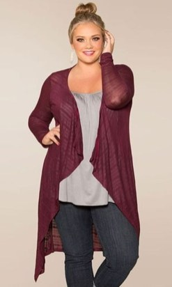 Casual And Comfy Plus Size Fall Outfits Ideas27
