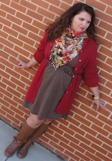 Casual And Comfy Plus Size Fall Outfits Ideas28