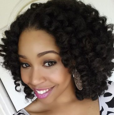 Cool Natural Hairstyles For African American Women08