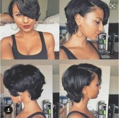 Cool Natural Hairstyles For African American Women23