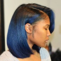 Cool Natural Hairstyles For African American Women26