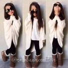 Cute Adorable Fall Outfits For Kids Ideas32
