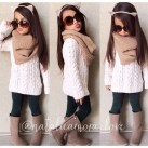 Cute Adorable Fall Outfits For Kids Ideas33