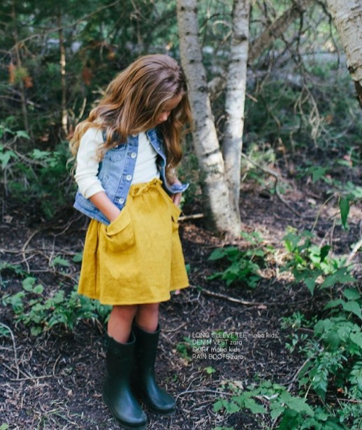 Cute Adorable Fall Outfits For Kids Ideas39