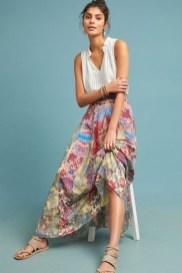 Cute Maxi Skirt Outfits To Impress Everybody39