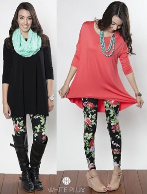 Cute Outfits Ideas With Leggings Suitable For Fall17