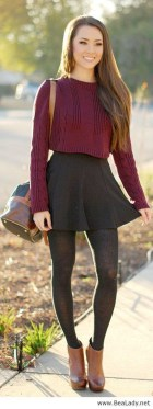 Easy And Cute Summer Outfits Ideas For School25