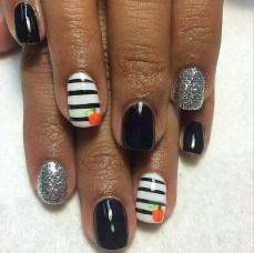 Eye Catching Fall Nails Art Design Inspirations Ideas41