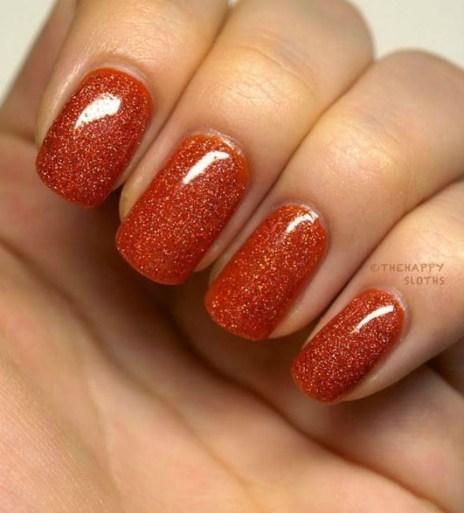 Eye Catching Fall Nails Art Design Inspirations Ideas42