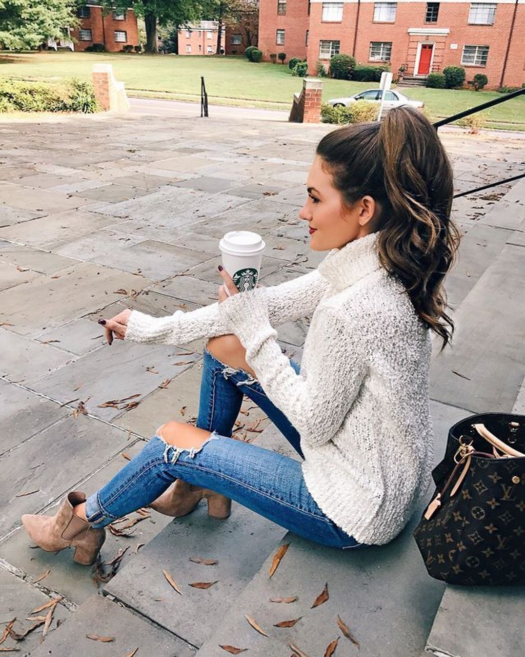 Gorgeous Fall Outfits Ideas For Women17