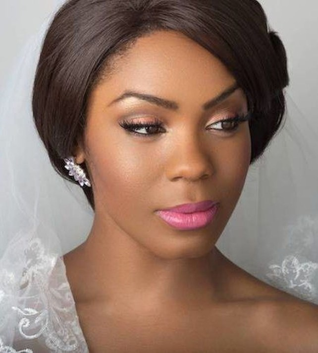 Gorgeous Wedding Hairstyles For Black Women12