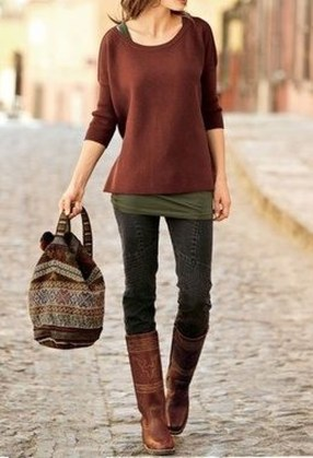 Lovely Fall Outfits Ideas To Try Right Now34
