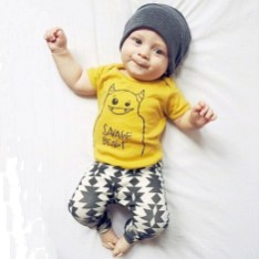 Most Popular Newborn Baby Boy Summer Outfits Ideas32