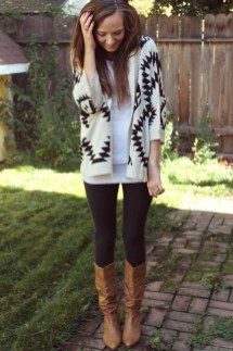 Simple But Nice Fall Outfis Ideas19