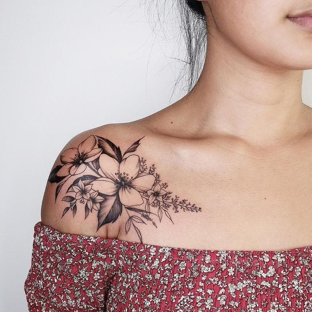 Simple But Meaningful Tattoo Ideas For Women36