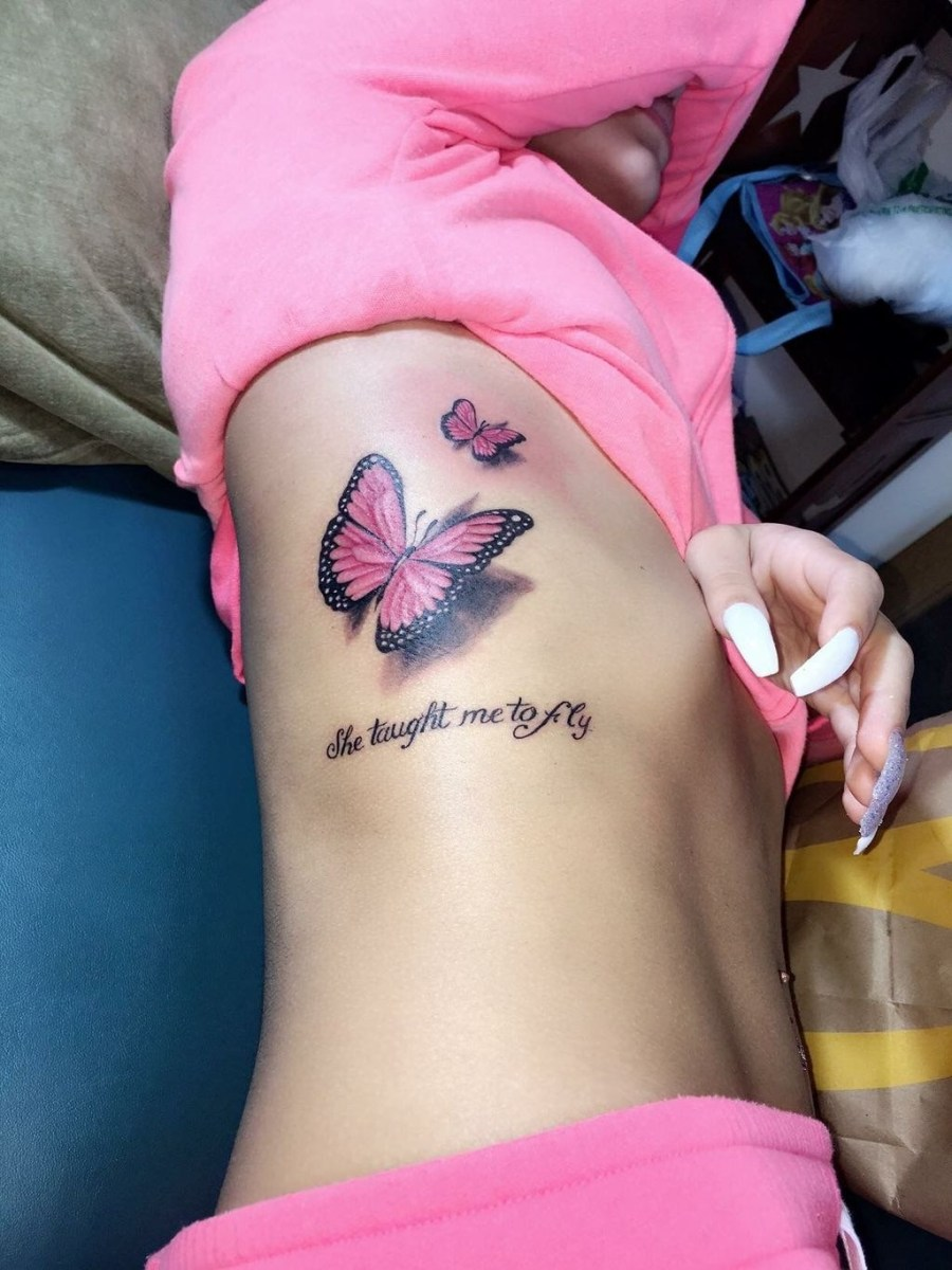 Simple But Meaningful Tattoo Ideas For Women42