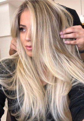 Stunning Fall Hair Color Ideas 2018 Trends44