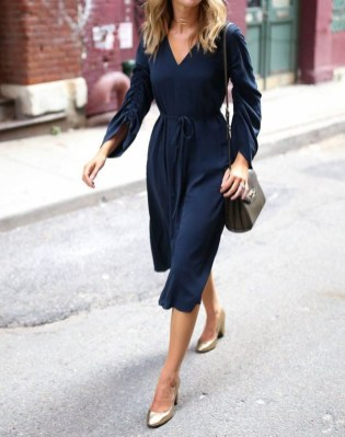 Stylish Work Dresses Inspirations Ideas To Wear This Fall07