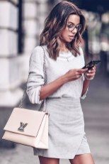 Stylish Work Dresses Inspirations Ideas To Wear This Fall11