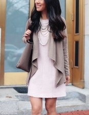Stylish Work Dresses Inspirations Ideas To Wear This Fall14