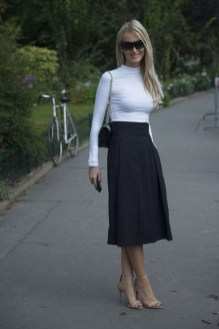 Stylish Work Dresses Inspirations Ideas To Wear This Fall31