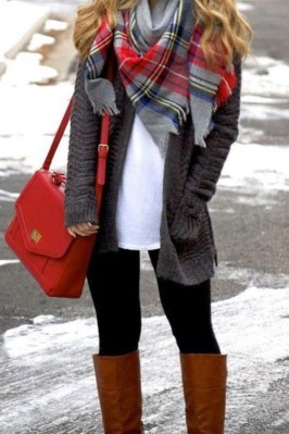 Amazing Winter Outfit Ideas For Women36