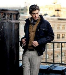 Awesome European Men Fashion Style To Copy13