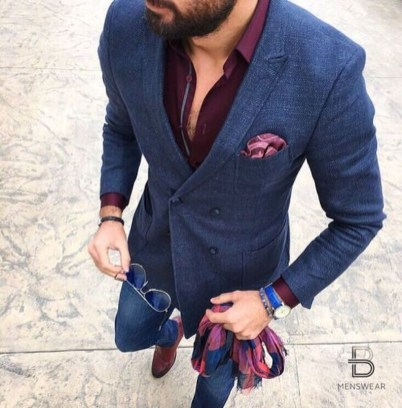 Awesome European Men Fashion Style To Copy15