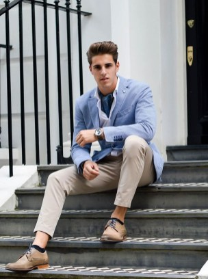 Awesome European Men Fashion Style To Copy18