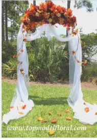 Awesome Outdoor Fall Wedding Tips Ideas13