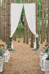 Awesome Outdoor Fall Wedding Tips Ideas40