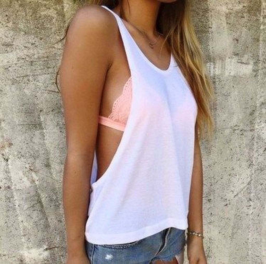 Charming Summer Outfits Ideas To Copy Right Now43