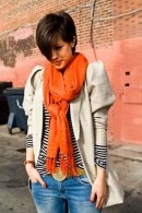 Chic Short Hairstyle To Copy Right Now02