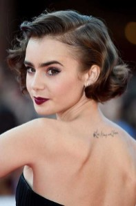 Chic Short Hairstyle To Copy Right Now10