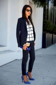 Comfortable Work Outfit Inspiration23