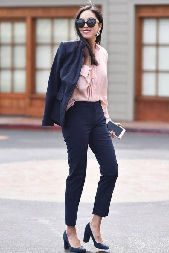 Comfortable Work Outfit Inspiration38